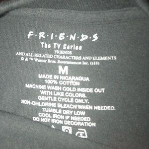 Tops - Friends cut off tee M